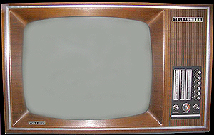 Uma velha Telefunken